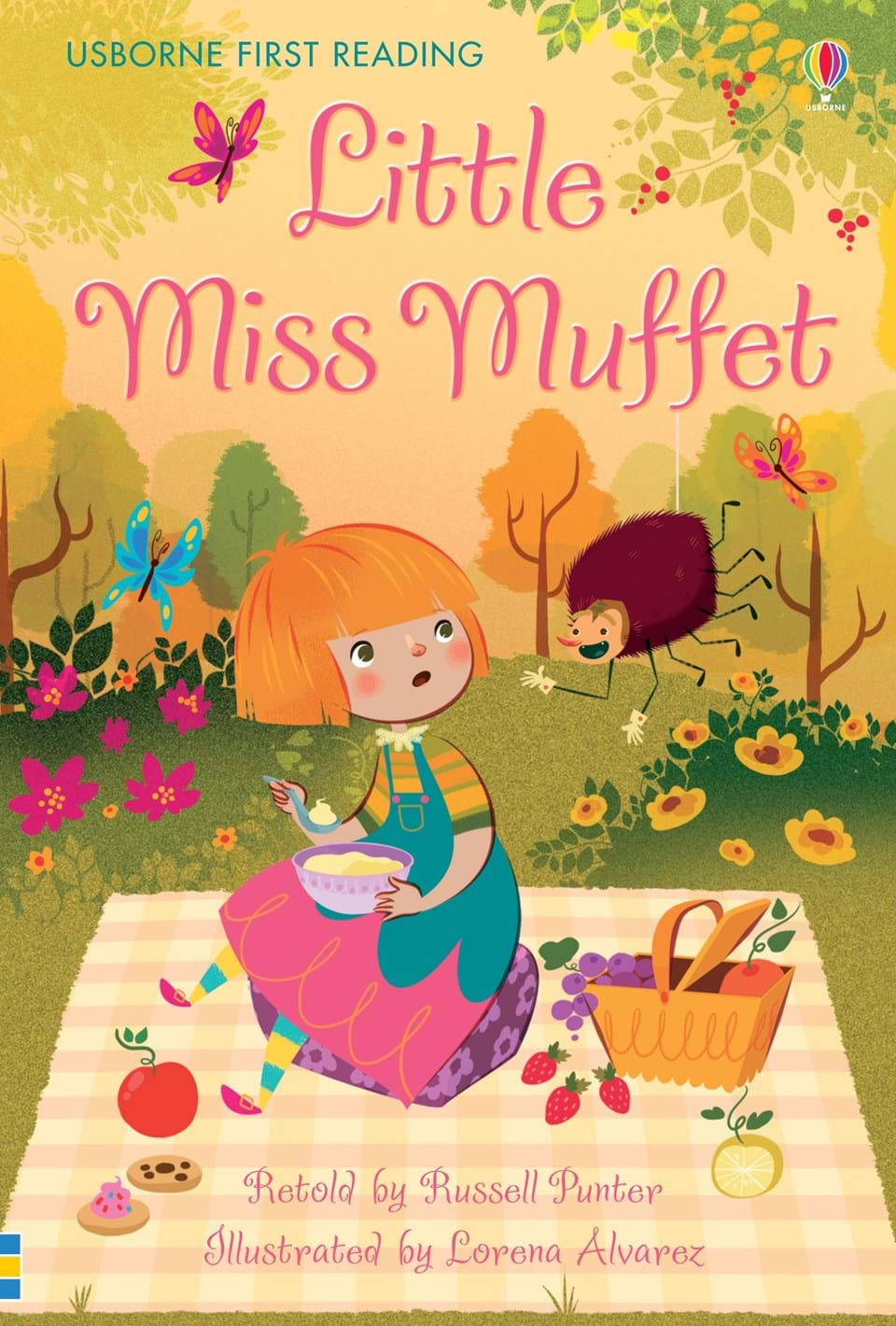 Usborne First Reading: Little Miss Muffet (Level 2)