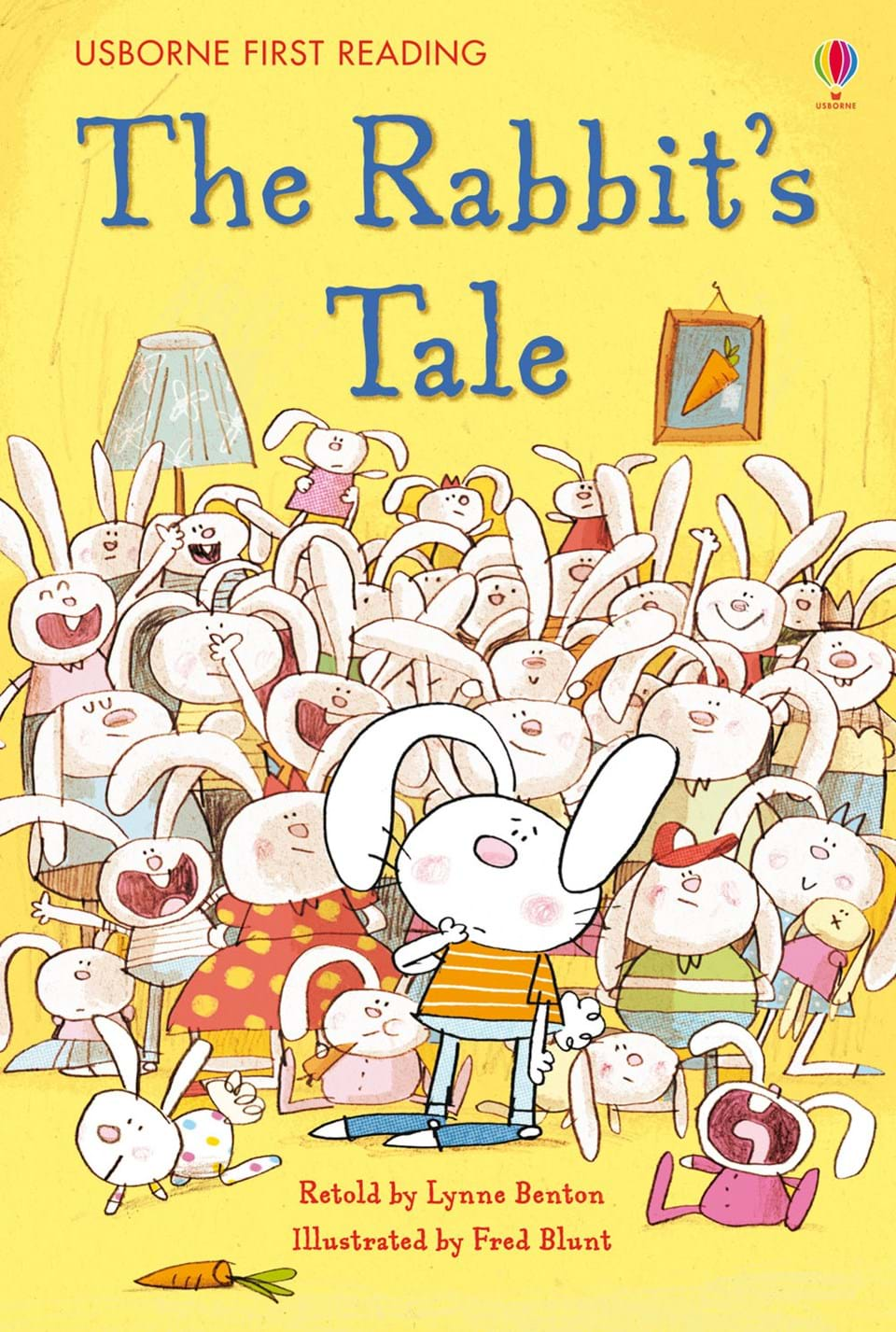 Usborne First Reading: The Rabbit's Tale (Level 1)