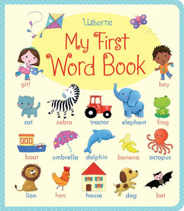My First Word Book