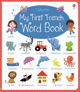 Usborne My First French Book
