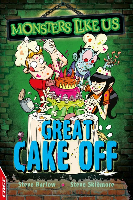 Monsters Like Us: Great Cake Off