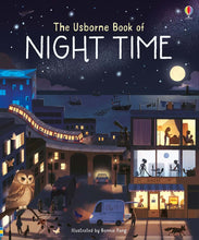 Load image into Gallery viewer, The Usborne Book of Night Time