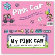 Load image into Gallery viewer, Book Convertible: My Pink Car