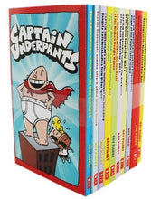Load image into Gallery viewer, Captain Underpants Collection