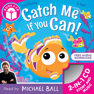 Catch Me If You Can: Book & CD