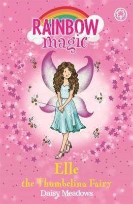 Rainbow Magic: Elle the Thumbelina Fairy