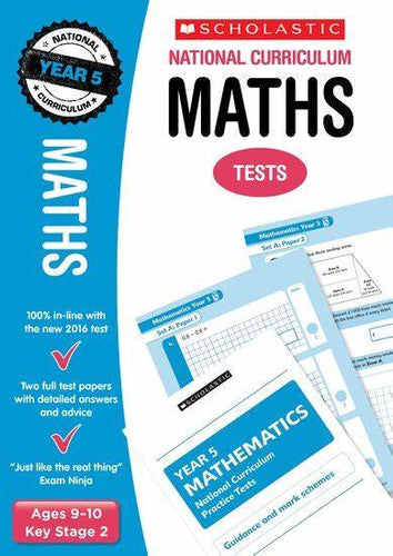 National Curriculum SATs Tests: Maths (Year 5)