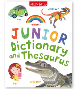 Junior Picture Dictionary and Thesaurus
