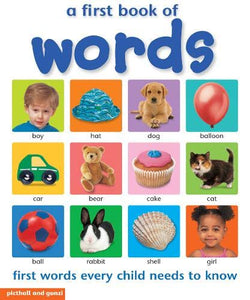 A First Book of Words