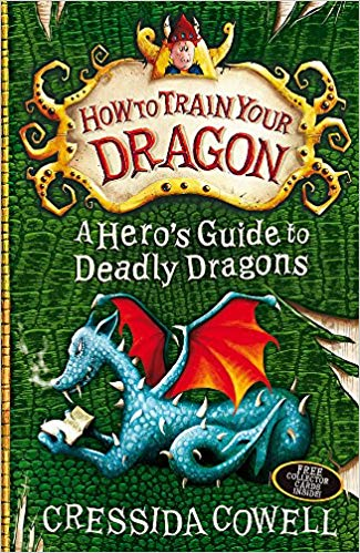 A Hero's Guide to Deadly Dragons (#6)