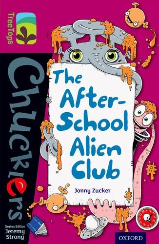 The After-School Alien Club (Level 10)