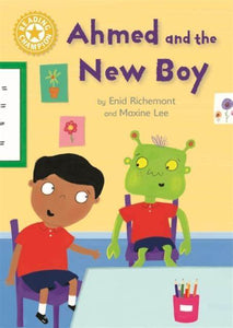 Ahmed and the New Boy (Yellow 3)