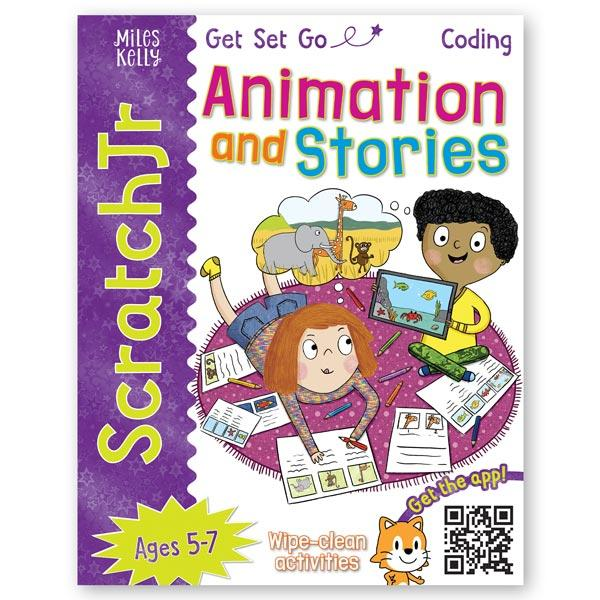Get Set Go: Animation and Stories (ScratchJr)