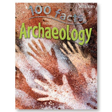 Load image into Gallery viewer, 100 Facts Archaeology