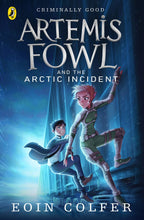 Load image into Gallery viewer, Artemis Fowl and the Arctic Incident (#2)