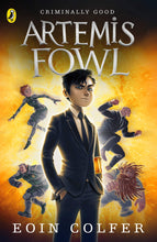 Load image into Gallery viewer, Artemis Fowl