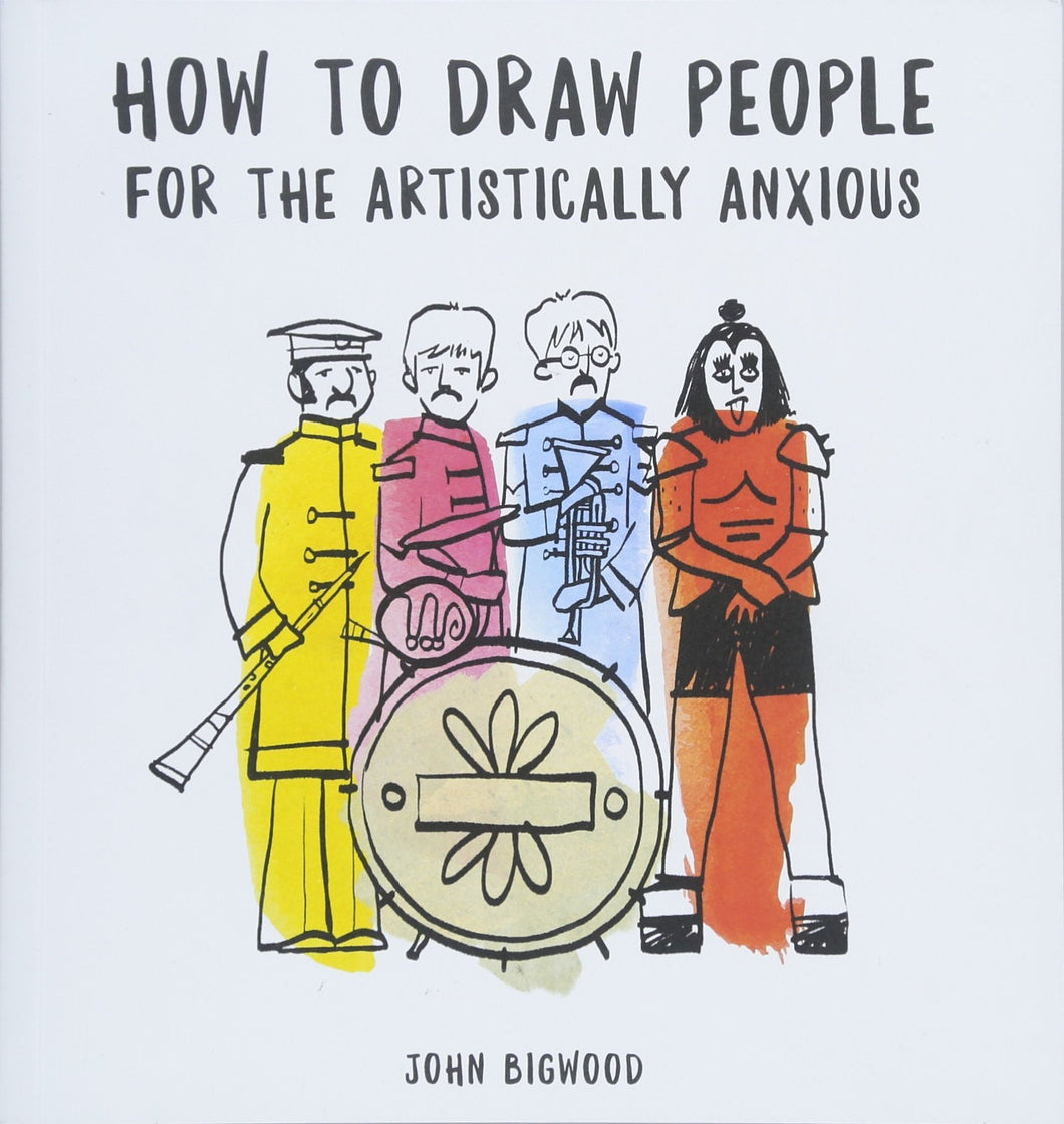 How to Draw for the Artistically Anxious