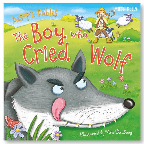 Aesop's Fables: The Boy Who Cried Wolf