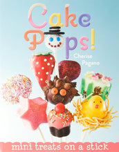 Load image into Gallery viewer, Cake Pops! Mini treats on a stick