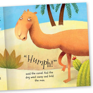 Just So Stories: How the Camel got his Hump