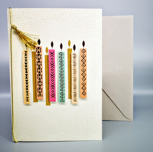 Hallmark: Happy Birthday Deluxe Card