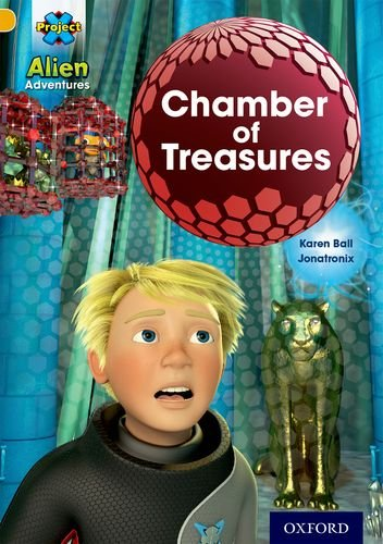 Alien Adventures: Chamber of Treasures (Level 9)
