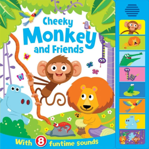 Cheeky Monkey and Friends