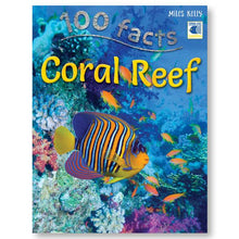 Load image into Gallery viewer, 100 Facts Coral Reef