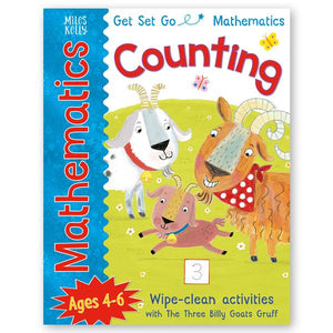 Get Set Go Numbers: Counting (Ages 4-6)