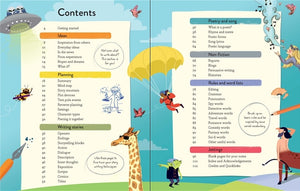 The Usborne Creative Writer's Handbook