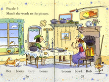 Load image into Gallery viewer, Usborne First Reading: The Wish Fish (Level 1)