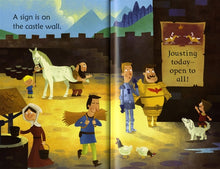 Load image into Gallery viewer, Usborne Very First Reading: Knight Fight