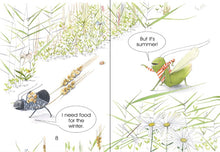 Load image into Gallery viewer, Usborne First Reading: The Ant and the Grasshopper (Level 1)