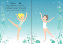 Load image into Gallery viewer, Usborne Little Sticker Dolly Dressing: Ballerina