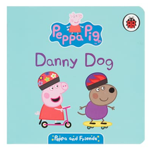 Load image into Gallery viewer, Peppa Pig: Danny Dog Mini Board Book