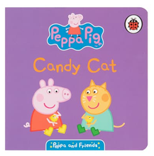 Load image into Gallery viewer, Peppa Pig: Candy Cat Mini Board Book