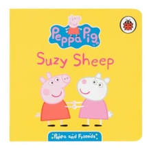 Load image into Gallery viewer, Peppa Pig: Suzy Sheep Mini Board Book