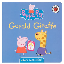 Load image into Gallery viewer, Peppa Pig: Gerald the Giraffe Mini Board Book