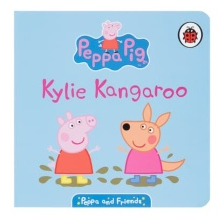 Peppa Pig: Kylie Kangaroo Mini Board Book