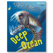 Load image into Gallery viewer, 100 Facts Deep Ocean
