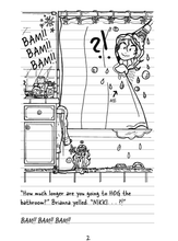 Load image into Gallery viewer, Dork Diaries: Skating Sensation (Book #4)