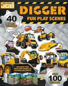 Digger Fun Play Scenes