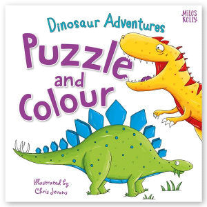 Dinosaur Adventures Book Collection with Tote Bag