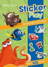 Load image into Gallery viewer, Disney Pixar: Sticker Play Adventure Activities