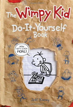 Load image into Gallery viewer, Diary of a Wimpy Kid: Do It Yourself Book