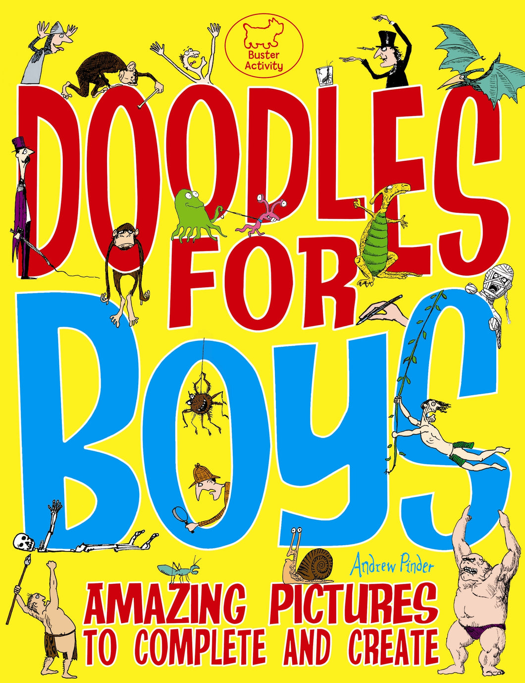 Doodles for Boys