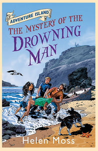 Adventure Island: The Mystery of the Drowning Man (#8)