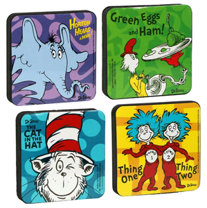 Dr. Seuss Magnetic Whiteboard Eraser