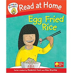Read at Home: Egg Fried Rice (Level 5)