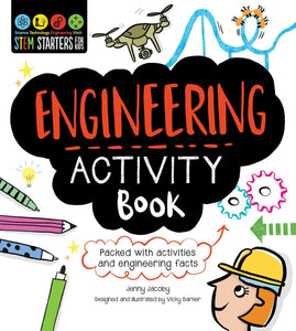 STEM Starters for Kids: Engineering Activity Book
